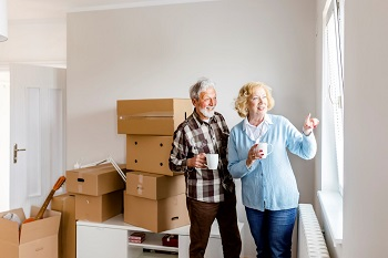 Moving in retirement
